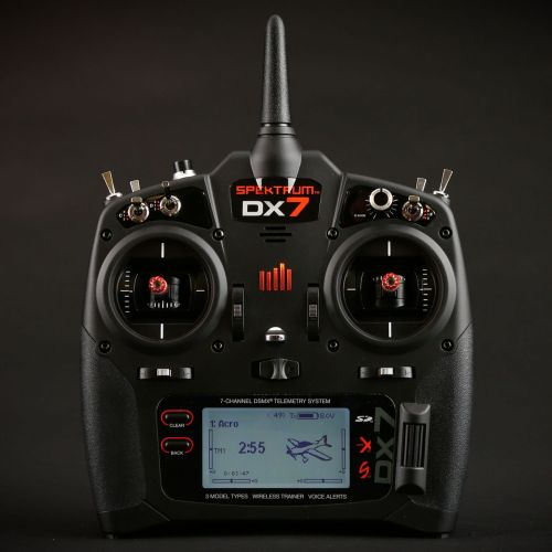 small resolution of  dx7 7 channel dsmx transmitter gen 2 with ar8000
