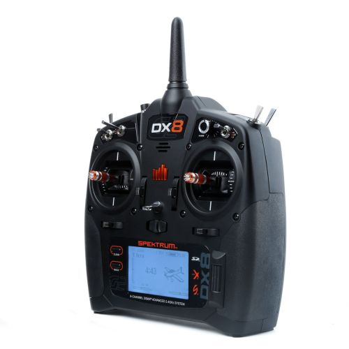 small resolution of  dx8 8 channel dsmx transmitter gen 2 with ar8000
