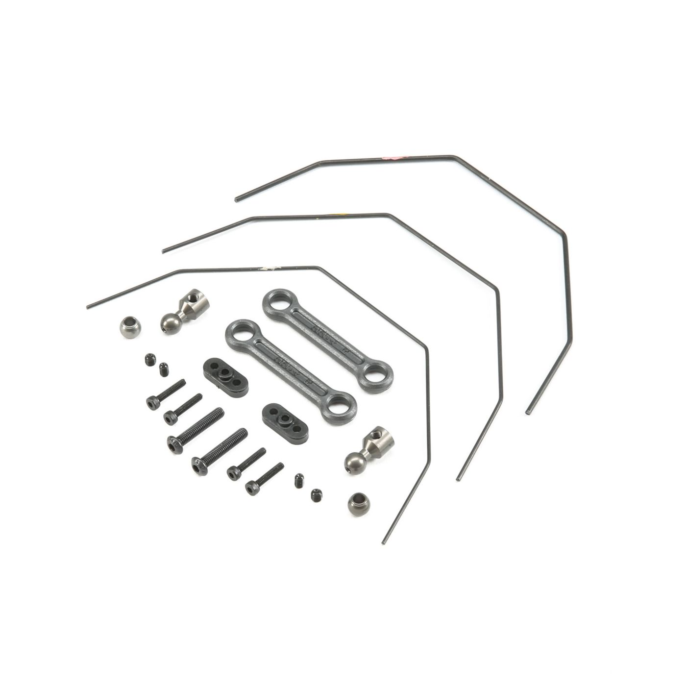 hight resolution of image for rear sway bar set 22sct 3 0 from horizonhobby