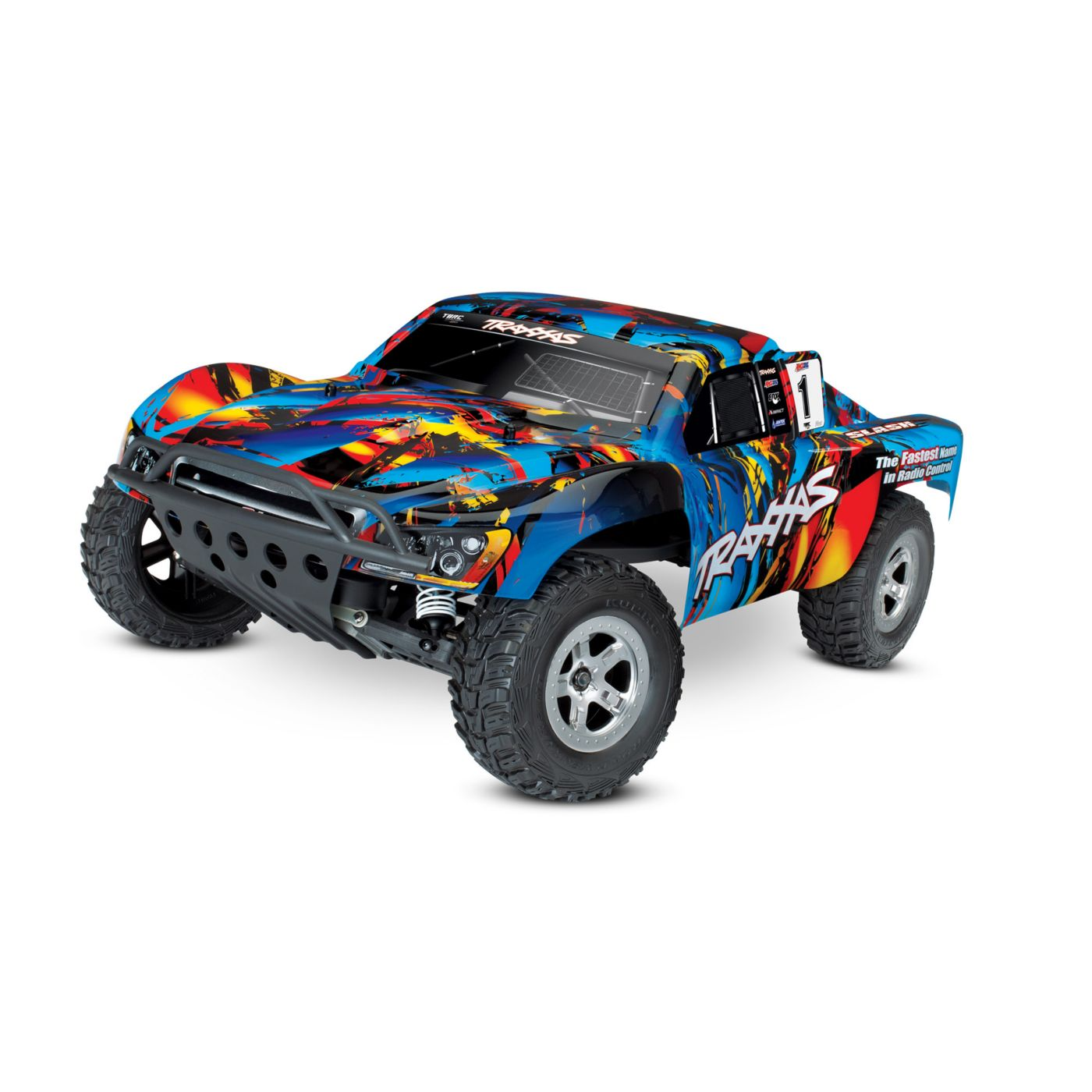 hight resolution of image for 1 10 slash 2wd sct brushed rtr rock and roll from horizonhobby
