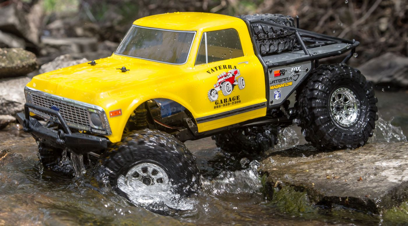hight resolution of image for 1 10 1972 chevrolet k10 pickup ascender 4wd brushed rtr from horizonhobby