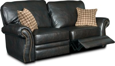 Navy Blue Reclining Sofa Navy Blue Leather Reclining Sofa
