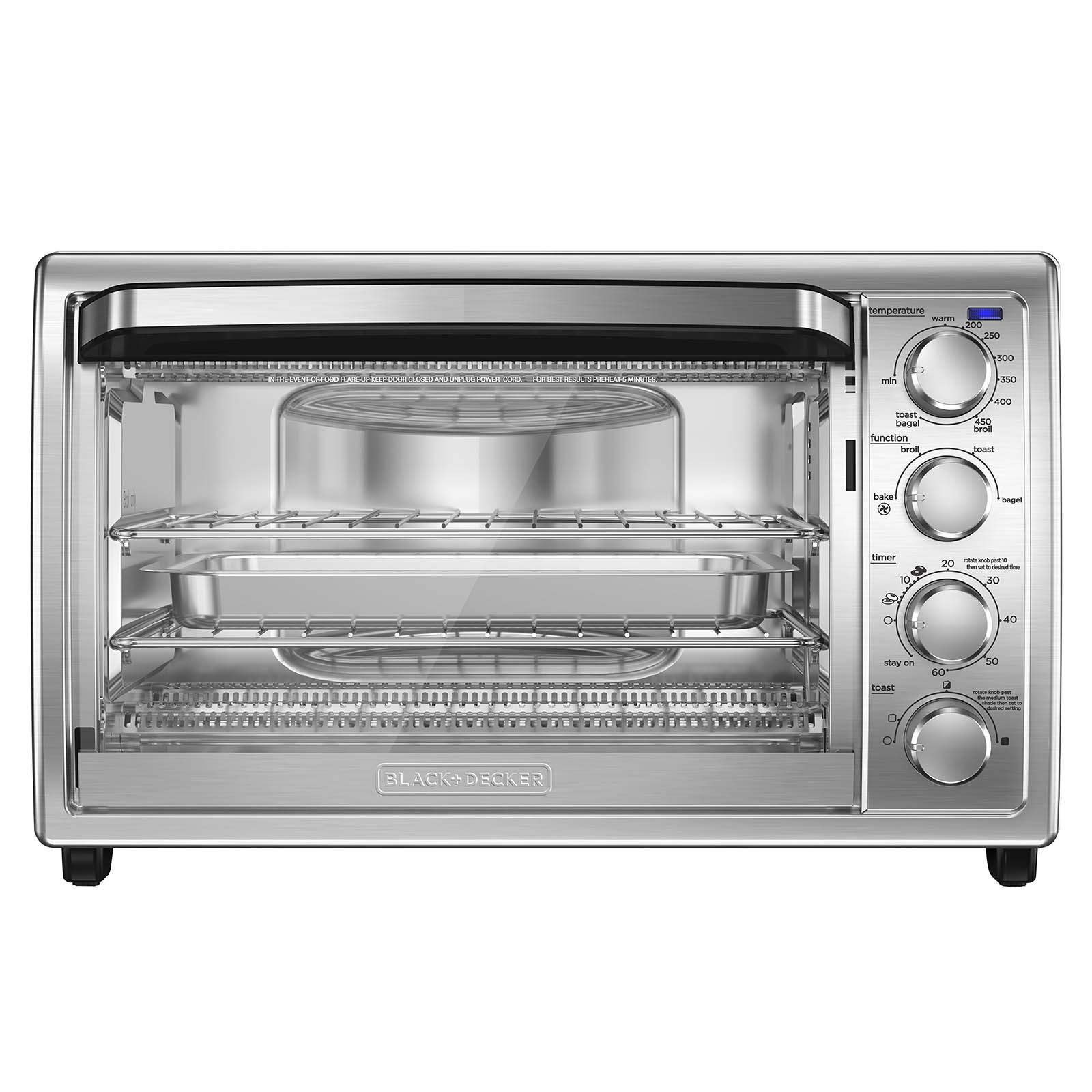 Black And Decker Convection Toaster Oven Bed Bath And Beyond