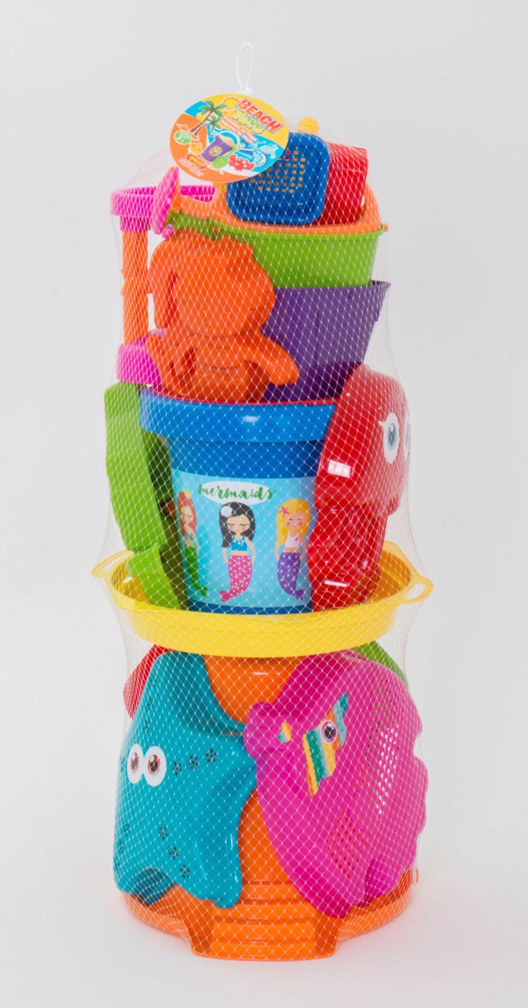 20 pc sand bucket
