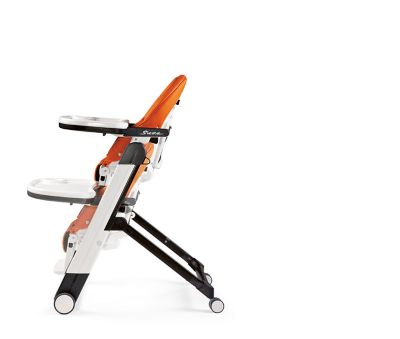 peg perego tatamia high chair cheap glider rocking siesta in arancia orange buybuy baby