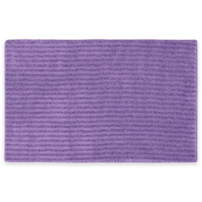 purple bathroom rug  Home Decor