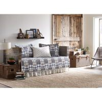 Buy Eddie Bauer Sandpoint Daybed Quilt Set in Yellow/Blue ...