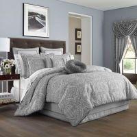 Buy J. Queen New York Luxembourg Queen Comforter Set in ...