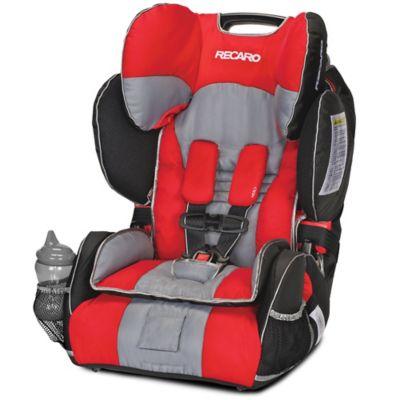 Recaro® Performance Sport Booster Car Seat In Red  Buybuy