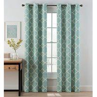 lattice design curtains - Home The Honoroak