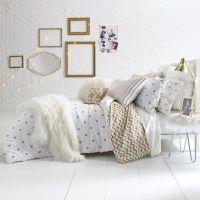 Glam Polka Dot Reversible Comforter Set - Bed Bath & Beyond
