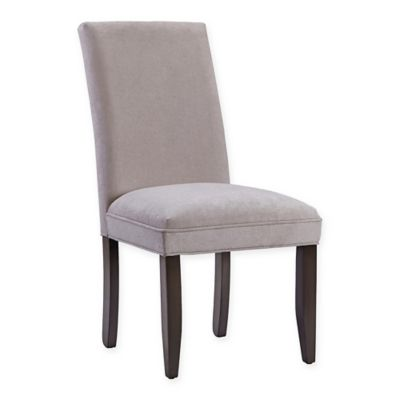 parson chairs cheap folding step stool chair buy parsons bed bath beyond bassett mirror company thoroughly modern colby in santino cream