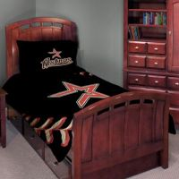 MLB Bedding and Room Accessories - Houston Astros - Bed ...