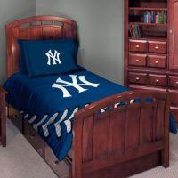 Major League Baseball Twin/Full Comforter Set - New York ...