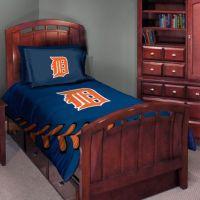 Major League Baseball Twin/Full Comforter Set - Detroit ...
