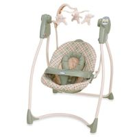 Graco Infant Lovin' Hug Swing in Abbington - Bed Bath ...