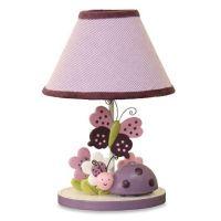 Lambs & Ivy Luv Bugs Lamp - buybuy BABY