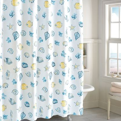 Buy Fishing Fabric Shower Curtain From Bed Bath & Beyond
