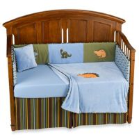 Kathy Ireland Home Dino Dreams 4-Piece Infant Bedding Set ...