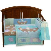 Noah's Ark 6-Piece Crib Bedding Set by Jessica Breedlove ...