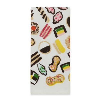 kate spade kitchen backsplash design buy bed bath beyond new york cookies towel