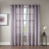 lavender window curtains