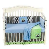 Kathy Ireland Home Mr. Pete 4-Piece Crib Bedding Set by ...