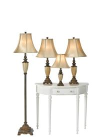 Tuscan 4-Piece Lamp Set - Bed Bath & Beyond