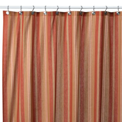Buy striped bath shower curtains from bed bath amp beyond