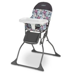 Graco Slim Fold High Chair Leather Accent Modern Buy Folding Chairs For Babies Bed Bath Beyond Cosco Simple In Elephant Puzzle