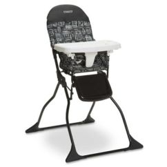 How To Fold Up A Cosco High Chair Ergonomic Office Chairs Canada Buybuy Baby Simple In Mapleton
