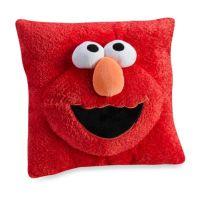 Sesame Street Elmo Toss Pillow - Bed Bath & Beyond