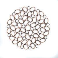 Circles Metal Wall Art - Bed Bath & Beyond