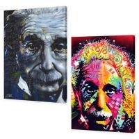 Einstein Canvas Wall Art Collection - Bed Bath & Beyond