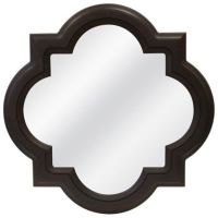 Province Wall Mirror in Oil Rubbed Bronze - Bed Bath & Beyond
