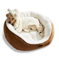 UGG Classic Sherpa Pet Bed in Chestnut - Bed Bath & Beyond