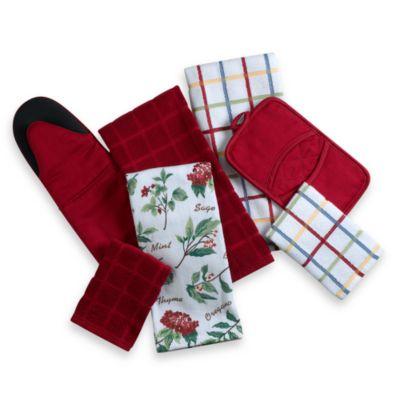Kitchensmart Kitchen Towels and Pot Holders  Bed Bath