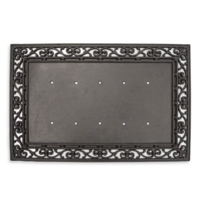 bed bath and beyond kitchen mat small commercial rubber door frame - &