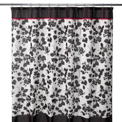 Juliet Shower Curtain by Steve Madden
