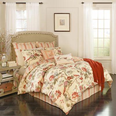 Waverly Charleston Chirp Comforter Set  Bed Bath  Beyond