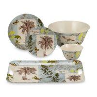 Palm Melamine Dinnerware - Bed Bath & Beyond