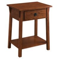 Leick Furniture Mission Nightstand - Bed Bath & Beyond