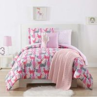 Laura Hart Kids Llama Comforter Set - Bed Bath & Beyond