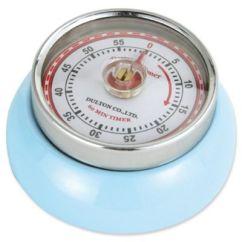 Kitchen Timers Designing Kitchens Buy Bed Bath Beyond Kuechenprofi By Frieling Retro Timer In Light Blue