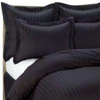 Buy Wamsutta 500 Damask Stripe Twin Duvet Cover Set in ...