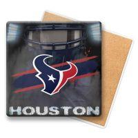 NFL Houston Texans Coasters (Set of 6) - Bed Bath & Beyond
