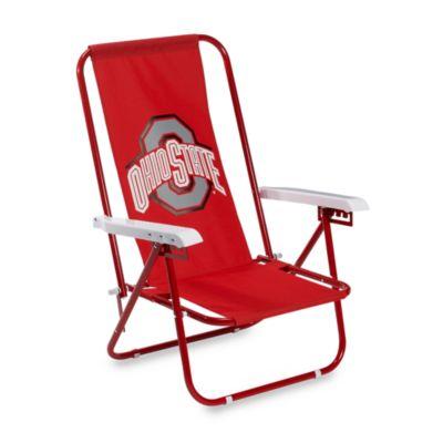 Collegiate Beach Chair  Ohio State  Bed Bath  Beyond
