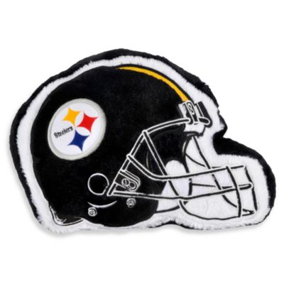 Buy NFL Pittsburgh Steelers Helmet Pillow from Bed Bath