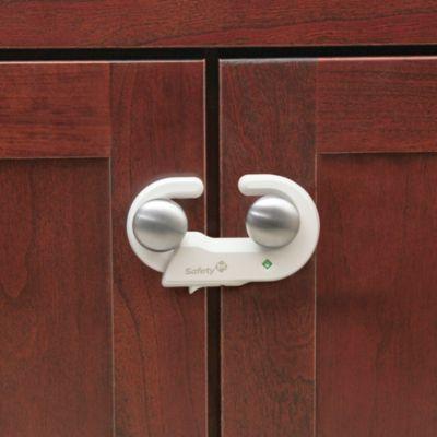 Safety 1st Grip n Go Cabinet Locks Set of 2  buybuy BABY