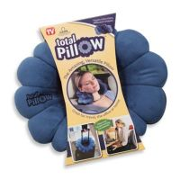 Clever Comforts Total Pillow - Bed Bath & Beyond